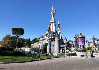 Disneyland Paris séjour CSE