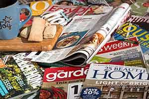 Revues magazines
